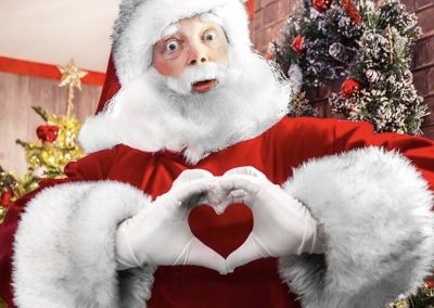 Hire Santa Claus | Santa for hire.