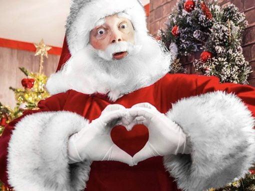 De Kerstman huren ?