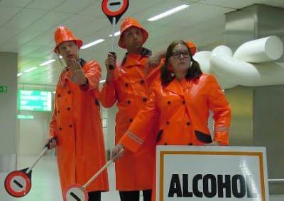 Hire our Lollipop men!