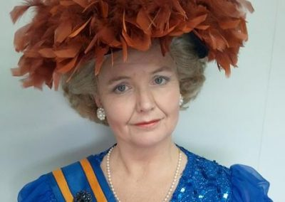 Looks like HRH Princess Beatrix