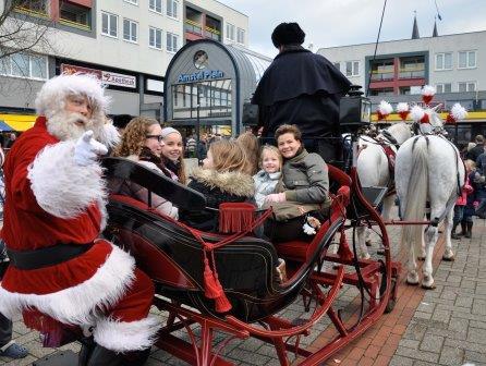 Huur de Arrenslede voor je evenement of kerstmarkt