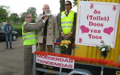 Referentie naar aanleiding van Moederdag Tandemdag Zwolle