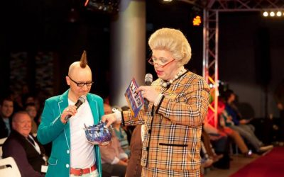 Feelgood Modeshow in Veenendaal