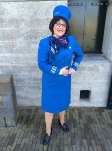 Stewardess huren