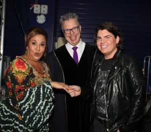 Patty Brard en Roy Donders getrouwd door Michel Rahn