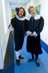 Kepler en Galileo tot leven gewekt