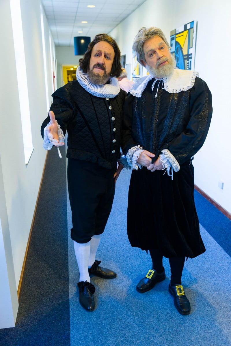 Kepler en Galileo