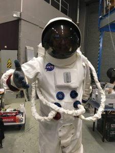 Nederlandse Astronaut Ruimtevaarder