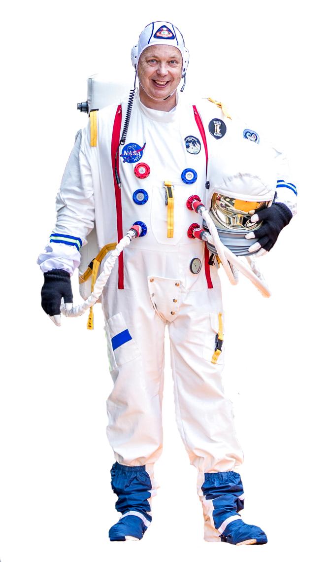 astronaut huren