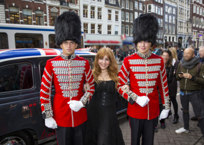 Royal Guards Huren (Entreeact)