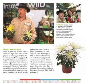 Stan Irwin in Italien newsitem