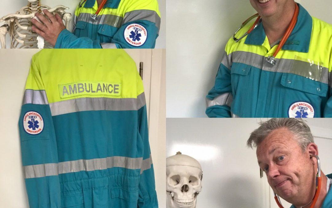 Ambulancebroeder huren?