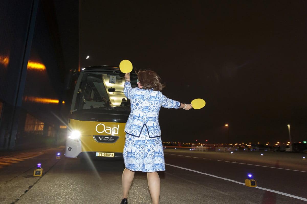KLM Afscheid Fokker70