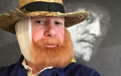 Opening T63 Breda met Vincent van Gogh