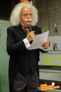 Einstein © Bart van Hattum