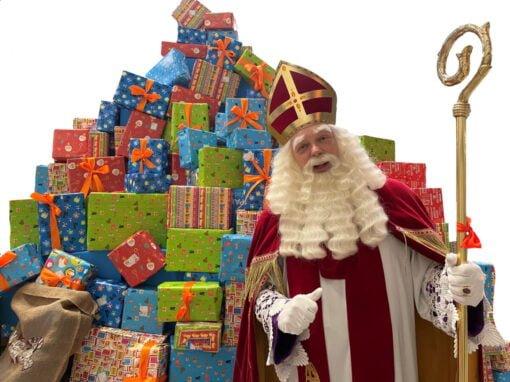Sinterklaas en Pieten huren ?