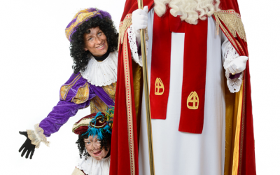 Alternatief Sinterklaasfeest drive thru of via de Live Stream