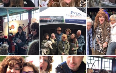 Corrie Den Draaijer op Animal Event 2019