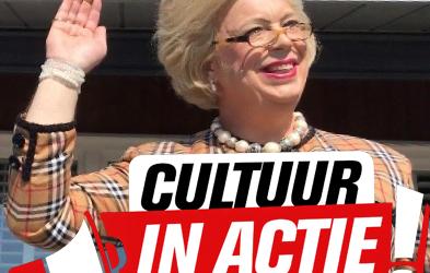 Reinildis naar Cultuur in Actie