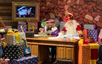 Live streams Sinterklaas succesvol